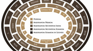 Colosseum Seating Chart